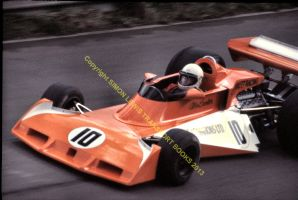 Surtees TS19 Alo Lawler Oulton Park Gold Cup 1978.Aurora F1 series. photo (b)